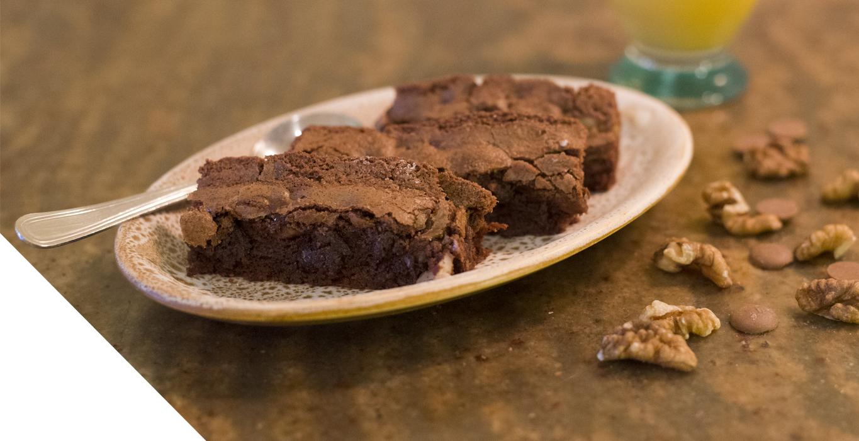 Ty Fourn brownie