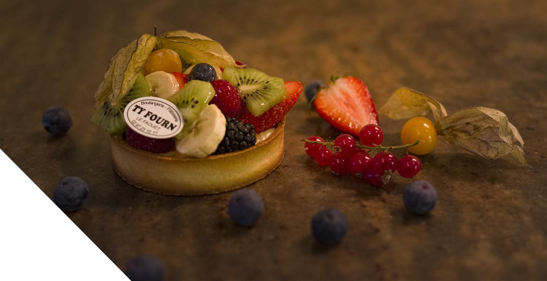 Ty Fourn tarte aux fruits